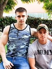 Mathias and Ryan Jordan