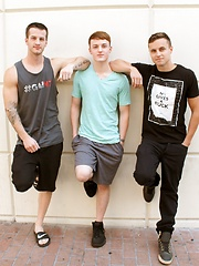 Dominic, Sawyer and Quentin