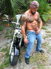 Jon Galt, a Motorcycle and a Dildo...