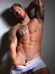 Philippe muscular Hunk
