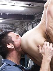 Dean Monroe bottoms for Tomas Brand