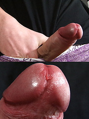 Micah Smith fingering own asshole
