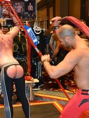 Bound Jocks - Leo Forte And Dakota Wolfe - Flogging