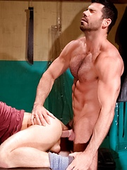 Raging Stallion - Shawn Wolfe & Billy Santoro