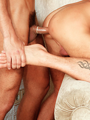 Toby Dutch, Lucas Fox, Leo Domenico