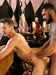 Darius Ferdynand And Rough Giant Rogan Richards