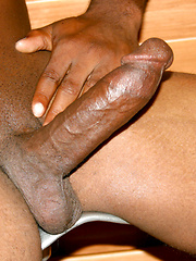 Huge Black Cock Addicktion