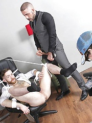 Collared and Cuffed: Behind The Scenes