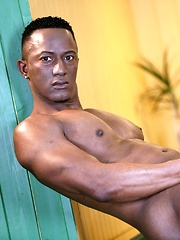 Horned-Up Yuri Adamov Takes On An Interracial Double-Dicking!