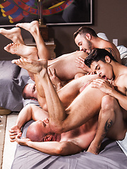 Lads Fucking Dads - Armond Rizzo, Rafael Lords, Pedro Andreas, Matt Stevens